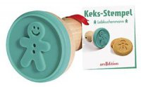 arsEdition Cookie Stamp Gingerbreadman, 1piece