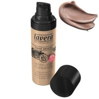 Lavera Trend Sensitiv Natural Liquid Foundation 04 Honey Beige 3
