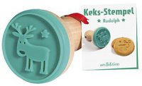 arsEdition Keks-Stempel Rudolph, 1Stck.