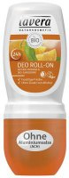 Lavera Deo Roll-On Orange & Sea Buckthorn, 50ml