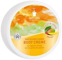 Bioturm Body Creme Mango Nr. 65, 250ml