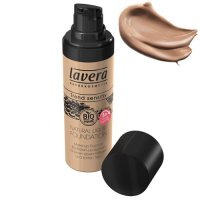 Lavera Trend Sensitiv Natural Liquid Foundation 03 Honey Sand, 3