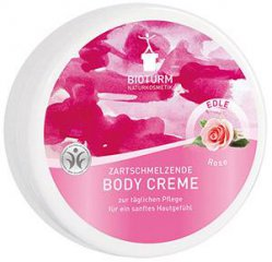 Bioturm Body Creme Rose Nr. 62, 250ml