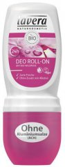 Lavera Deo Roll-On Wildrose, 50ml