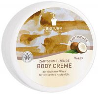 Bioturm Body Creme Kokos Nr. 64, 250ml