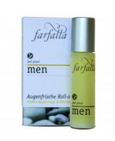 farfalla men Augenfrische Roll-on 10ml