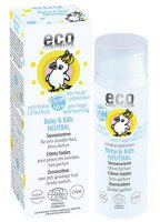 eco cosmetics Baby & Kids Sonnencreme LSF 50+ NEUTRAL – ohne Par
