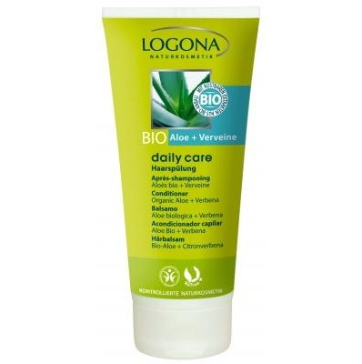 Logona Daily Care Haarspülung Bio-Aloe & Verveine 100ml