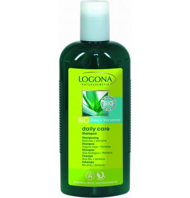 Logona Daily Care Shampoo Bio-Aloe & Verveine 250ml