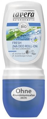 Lavera Deo Roll-On Fresh, 50ml