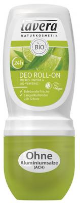Lavera Deo Roll-On Limone&Verveine, 50 ml