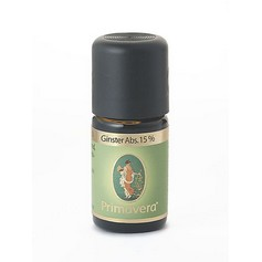 Primavera ätherische Öle Ginster Absolue 15% 5ml