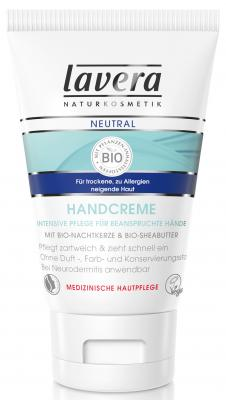 Lavera Neutral Handcreme Intensiv 50 ml