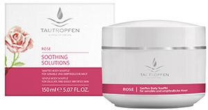 Tautropfen Rose Body Soufflé, 150ml