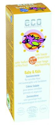 eco cosmetics Baby&Kids Sonnencr. LSF 50+, 50ml