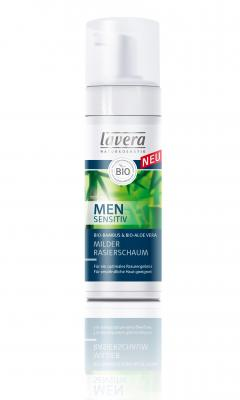 Lavera Men Sensitiv Rasierschaum 75ml