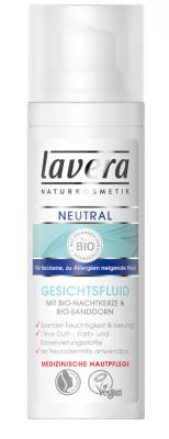Lavera Neutral Gesichtsfluid 30ml