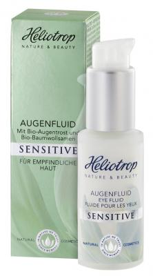 Heliotrop Sensitive Augenfluid, 20ml