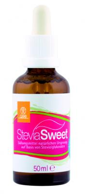 Stevia Sweet Liquid 50ml, GSE