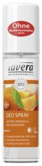 Lavera Deo Spray Orange & Sanddorn, 75ml