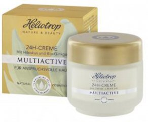 Heliotrop Multiactive 24h-Creme, 50ml
